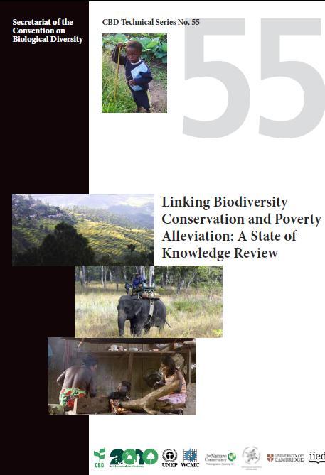 La relación entre la biodiversidad y la pobreza